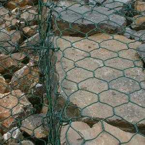 包塑PVC 石笼网