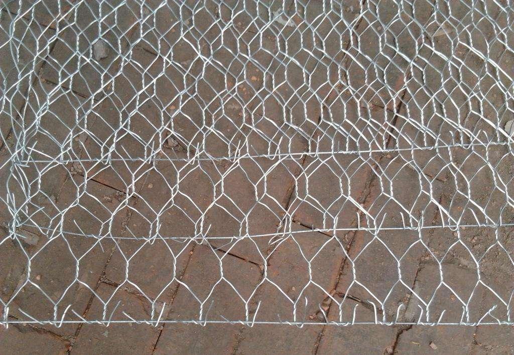 锌铝合金石笼网